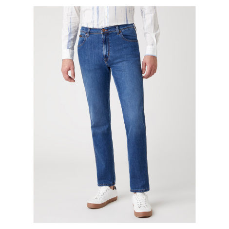 Texas Jeans Wrangler Modrá