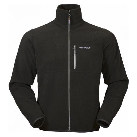Mikina High Point Interior 2.0 Jacket black