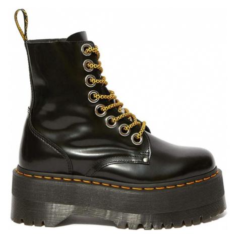 Dr. Martens Jadon Max Platform Boots černé DM25566001 Dr Martens