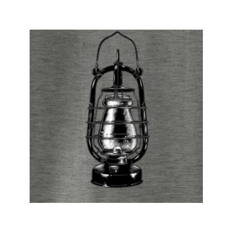 Stará petrolejová lampa - Viper FIT pánské triko
