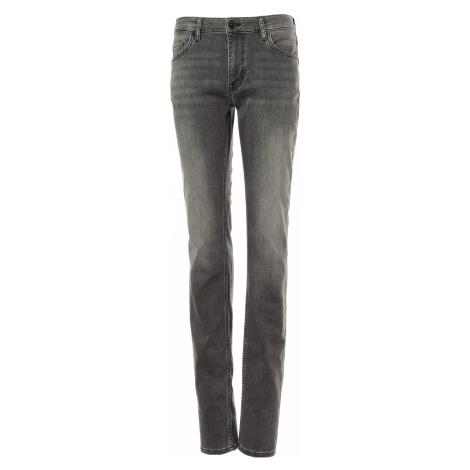 Mustang jeans Sissy Slim S&P dámské tmavě šedé