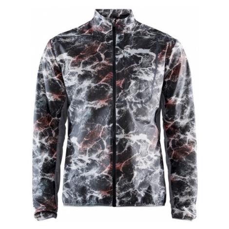 Pánská bunda CRAFT Vent Pack černá/červená