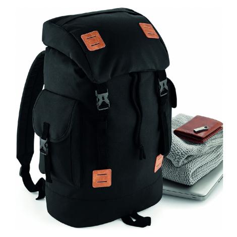 Batoh Urban Explorer - černý Bagbase