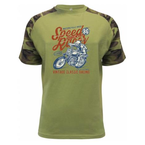Speed Racer 2 - Raglan Military