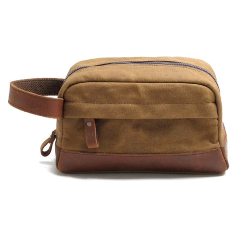 Kosmetická taška plátěná retro design