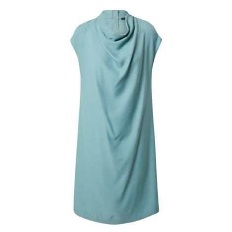 Esprit Collection Šaty azurová modrá