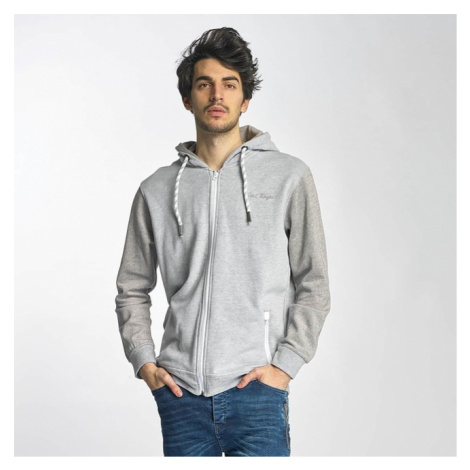 Just Rhyse Palo Alto Zip Hoody Grey
