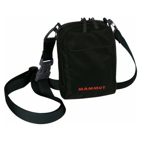 Taštička přes rameno MAMMUT Pouch 3 - černá