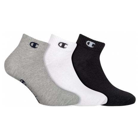 3PACK ponožky Champion vícebarevné (Y08QH) M