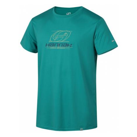 Pánské tričko Hannah Parnell dynasty green