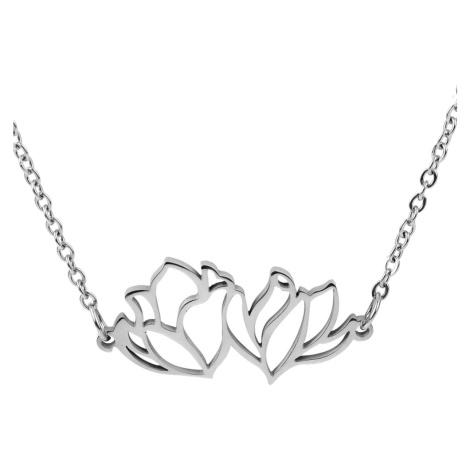 VUCH Floral Silver