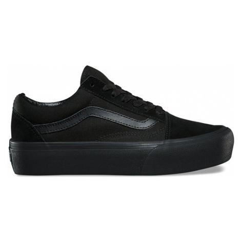 Vans Ua Old Skool Platform Black Black černé VN0A3B3UBKA1