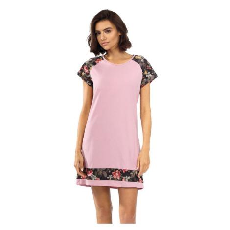 Dámská noční košile Millie růžová