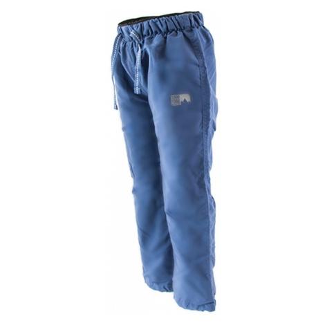 Pidilidi kalhoty sportovní chlapecké podšité fleezem outdoorové, Pidilidi, PD1075-04, modrá