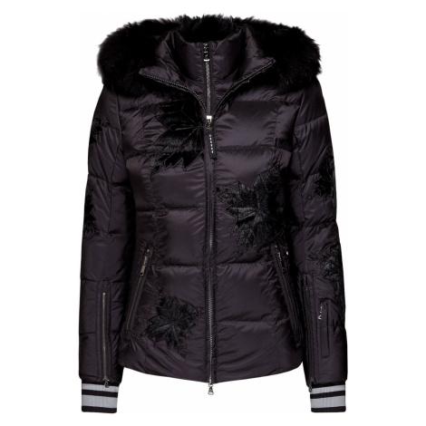 Lyžařská bunda Bogner MAGGIE-D černá