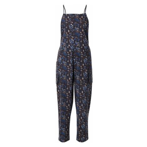 BDG Urban Outfitters Overal 'MARNA' modrá / marine modrá / béžová