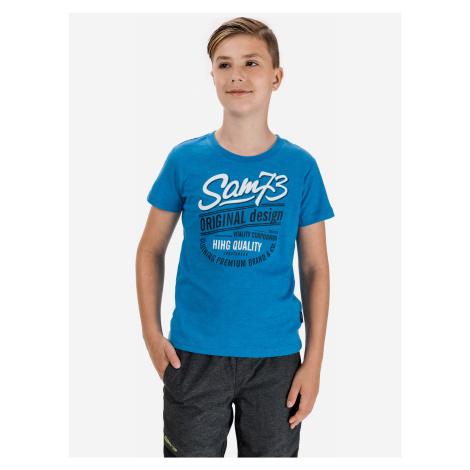 Archie Triko dětské Sam 73 Modrá