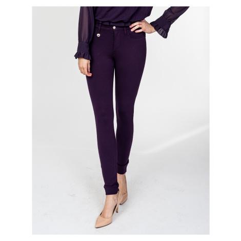 Fialové kalhoty - MET JEANS