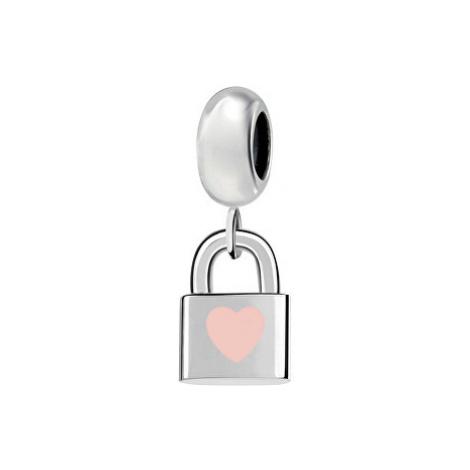 Morellato Ocelový přívěsek Drops Bead Heart Locket SCZ952