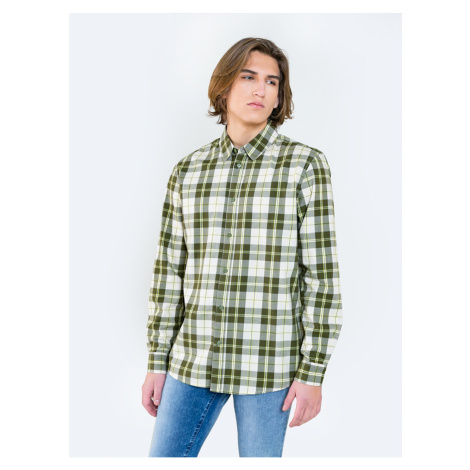 Big Star Man's -- Shirt 140349 Medium Woven-303
