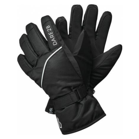 Dětské rukavice Dare2B DBG318 Mischievous II Gl 8K4 Černé Černá 8-10 let