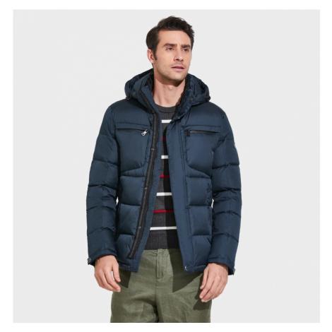 Kvalitní pánská zimní bunda - 3 barvy - až 3XL FashionEU