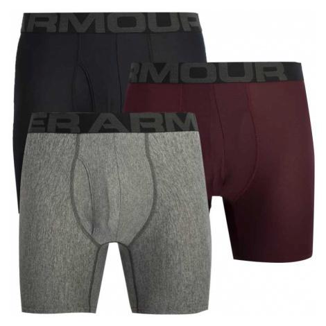 3PACK pánské boxerky Under Armour vícebarevné (1363620 003)