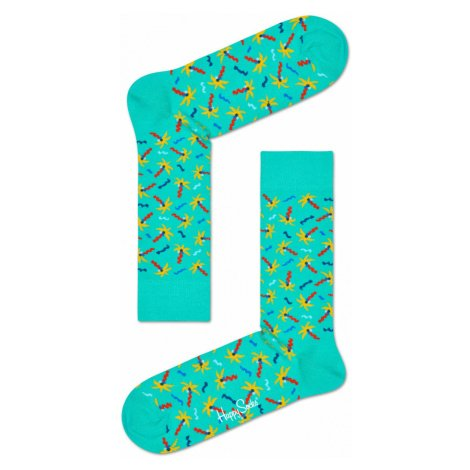 Ponožky Happy Socks Confetti Palm (CFP01-7300) L