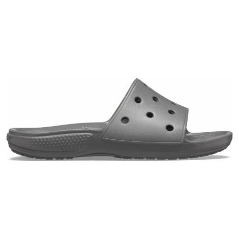 Crocs Classic Crocs Slide Slate Grey