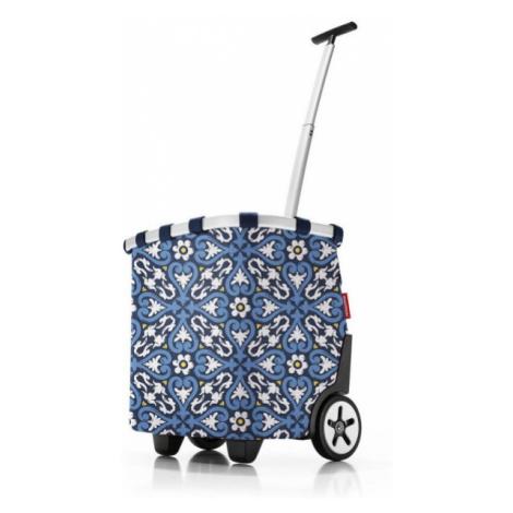 Nákupní košík na kolečkách Reisenthel Carrycruiser Floral flair