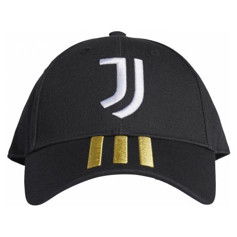 Dětská kšiltovka adidas Juventus Baseball Cap Černá