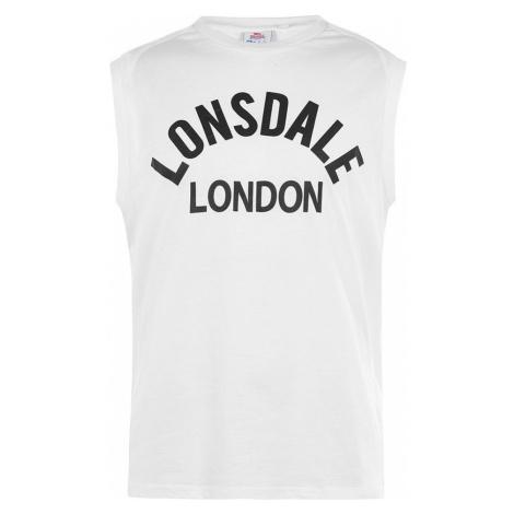 Pánské pohodlné tričko Lonsdale