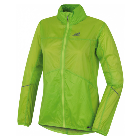 HANNAH Escada II Dámská sportovní bunda 118HH0064LJ04 Lime green