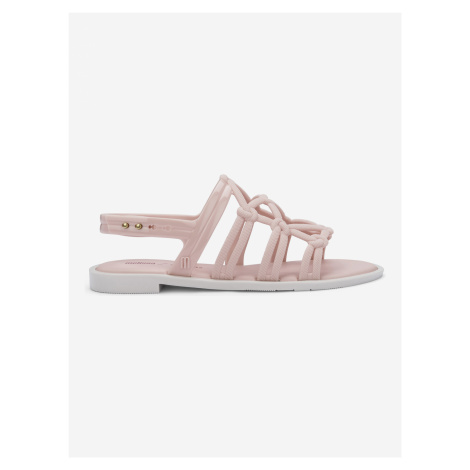 Boemia + Salinas Sandále Melissa Růžová