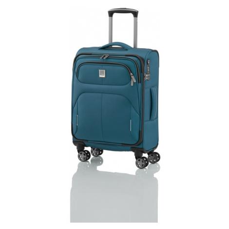 Titan Kabinový cestovní kufr Nonstop 4w S Petrol 39 l