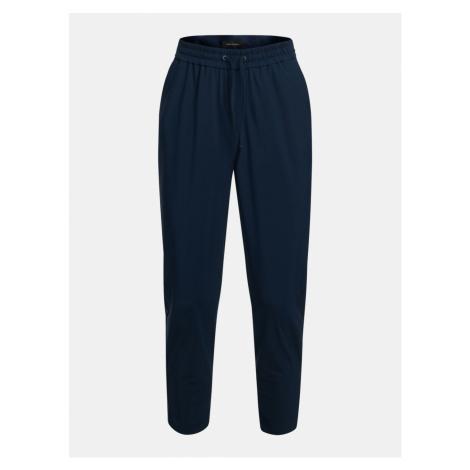 Kalhoty Peak Performance W Any Jersey Pant - Modrá