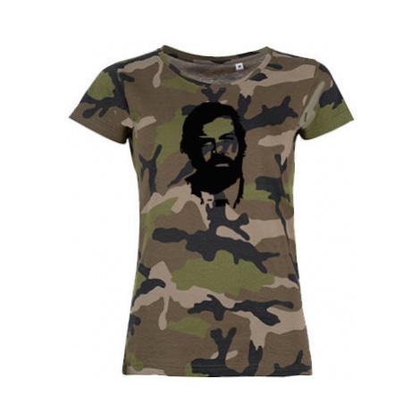 Dámské maskáčové tričko Bud Spencer