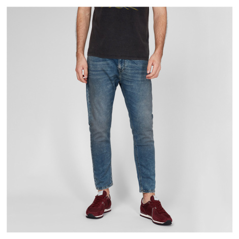Pepe Jeans pánské modré džíny Johnson