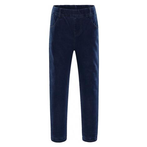 Dětské kalhoty jeans Alpine Pro