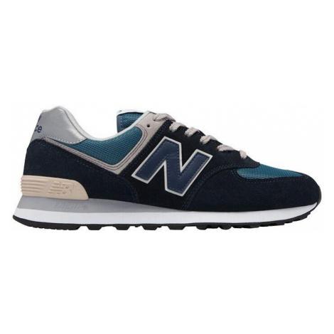 Obuv New Balance ML574ESS Tmavě modrá