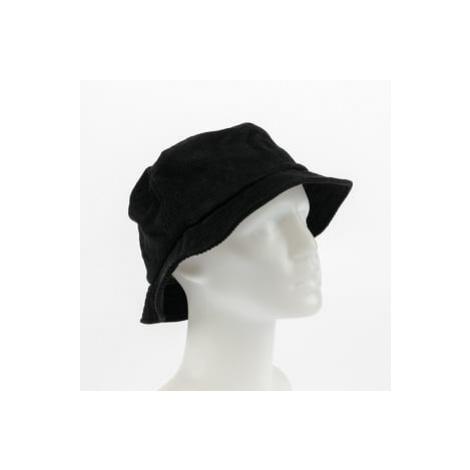 Urban Classics Corduroy Bucket Hat černý