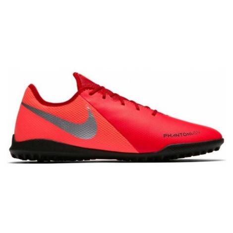 Nike PHANTOM VISION ACADEMY TF červená - Pánské turfy