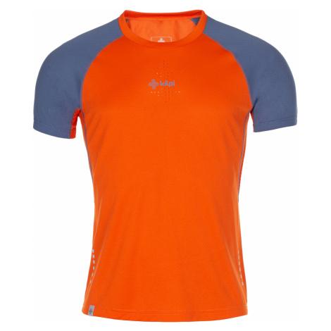 KILPI Pánské technické triko BRICK-M MM0071KIORN Oranžová