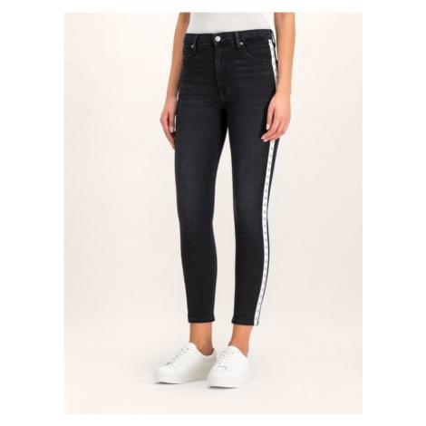 Calvin Klein dámské černé džíny