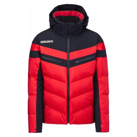 Lyžařská bunda Descente BARRET červená