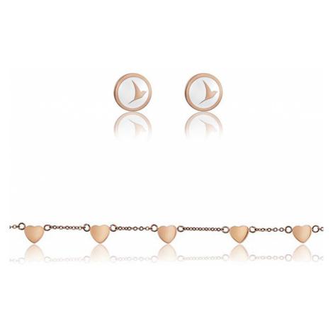 Emily Westwood Sada ocelových šperků WS028R
