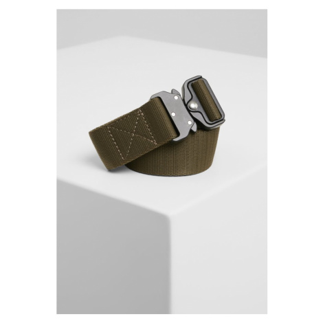 Wing Buckle Belt - olive Urban Classics