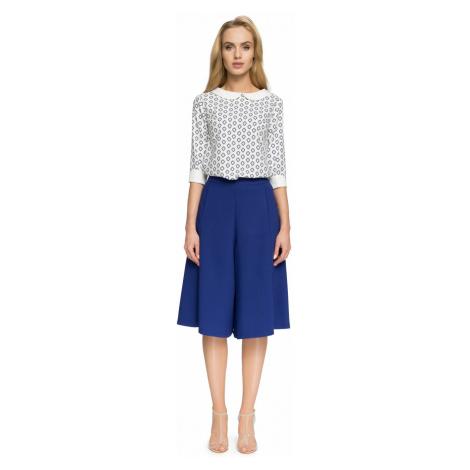 Dámská kalhotová sukně S041 - Stylove