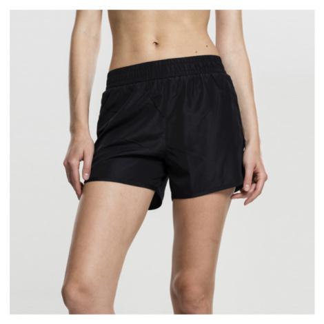 Urban Classics Ladies Sports Shorts black