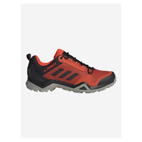Terrex Ax3 GORE-TEX® Hiking Outdoor obuv adidas Performance Červená